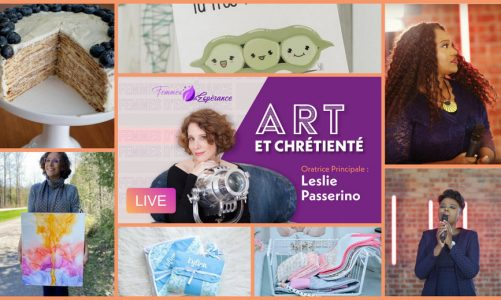 Summer 2021 Live Broadcast: Art and Christianity